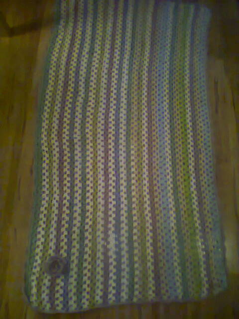 tante tråd hæklet pudebetræk