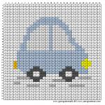 Mønster - Bil