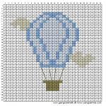 Mønster - Luftballon