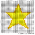 Mønster - Stjerne